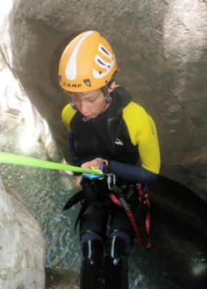 canyoning infern