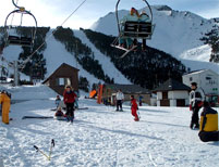 wintersport pyreneen